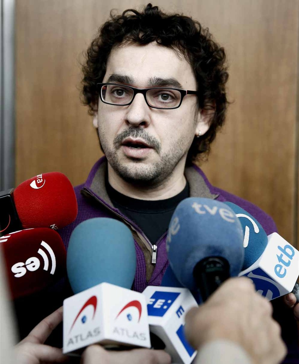 Intervención Comisión de investigación de Txema Mauleón