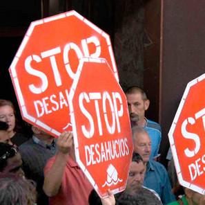"""Izquierda-Ezkerra exige la retirada del recurso contra la conocida como """"Ley Foral Anti-desahucios de Navarra"""""""