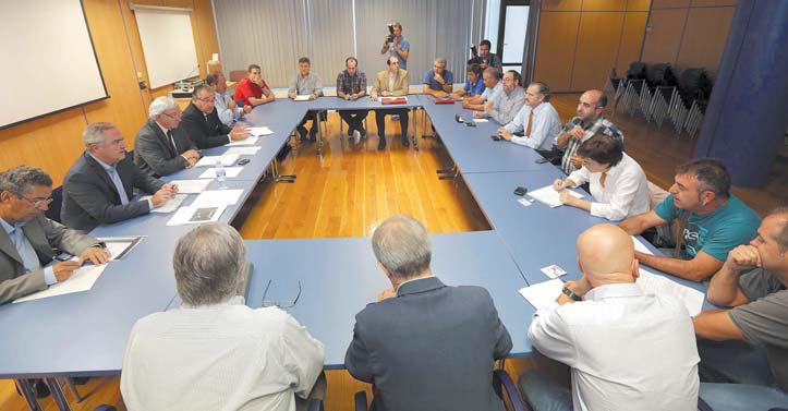 El Ayuntamiento de Pamplona tiene que implicarse más en mejorar la imagen de los Sanfermines