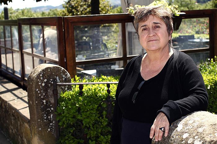 Entreviista a Maite Mola por Elena Urabayen en Diario de Noticias
