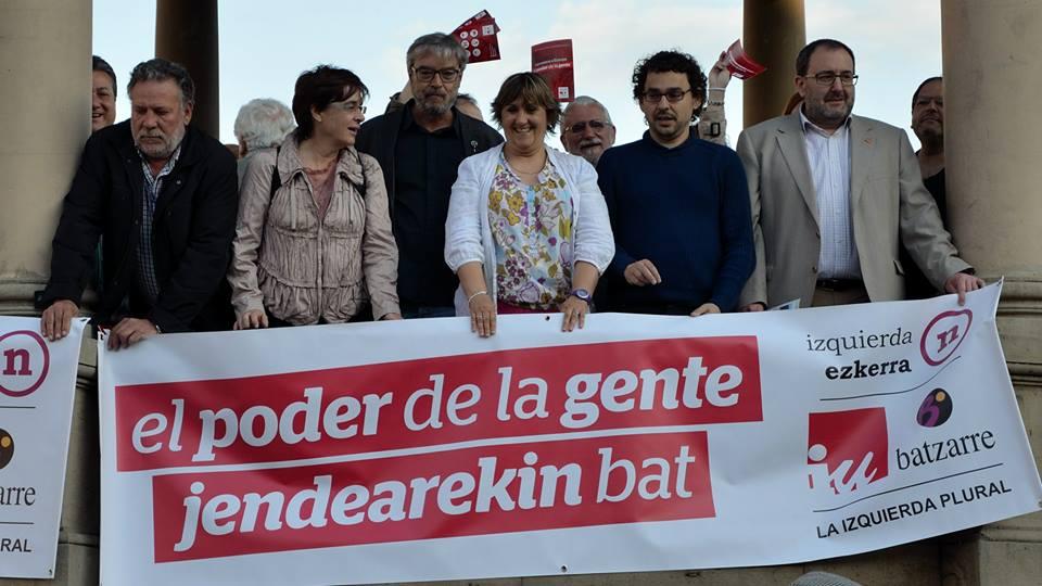Navarra necesita un cambio interidentitario y de izquierdas