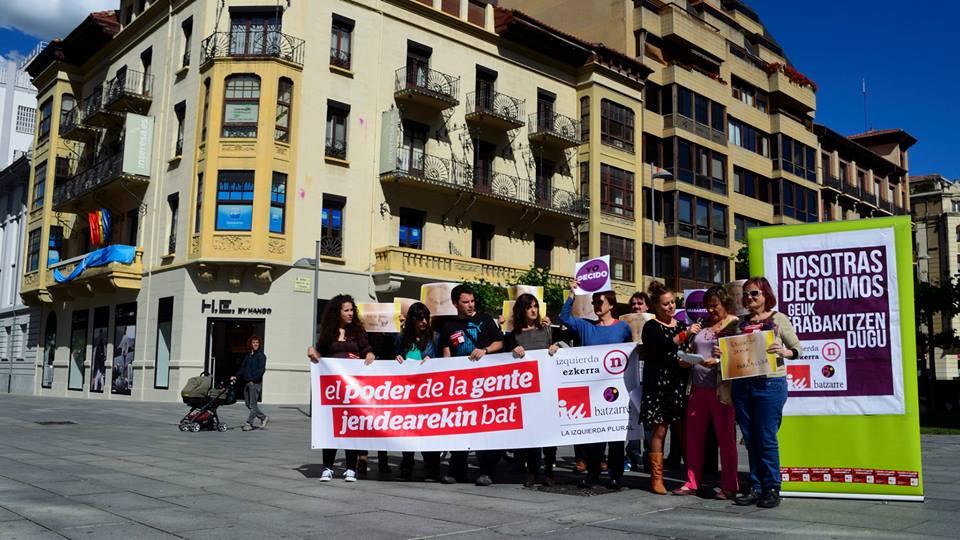 Por una Europa feminista y laica, por los derechos y libertades de las mujeres
