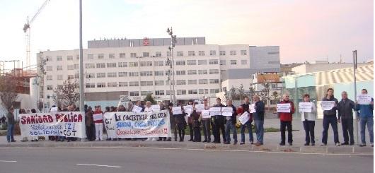 """I-E critica la """"nefasta"""" gestión de Vera en la externalización de las cocinas del CHN y defiende la gestión pública"""