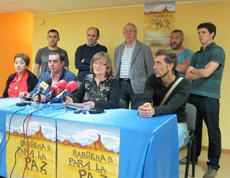 XXIV Marcha al Polígono de Tiro: Bardenas para la Paz