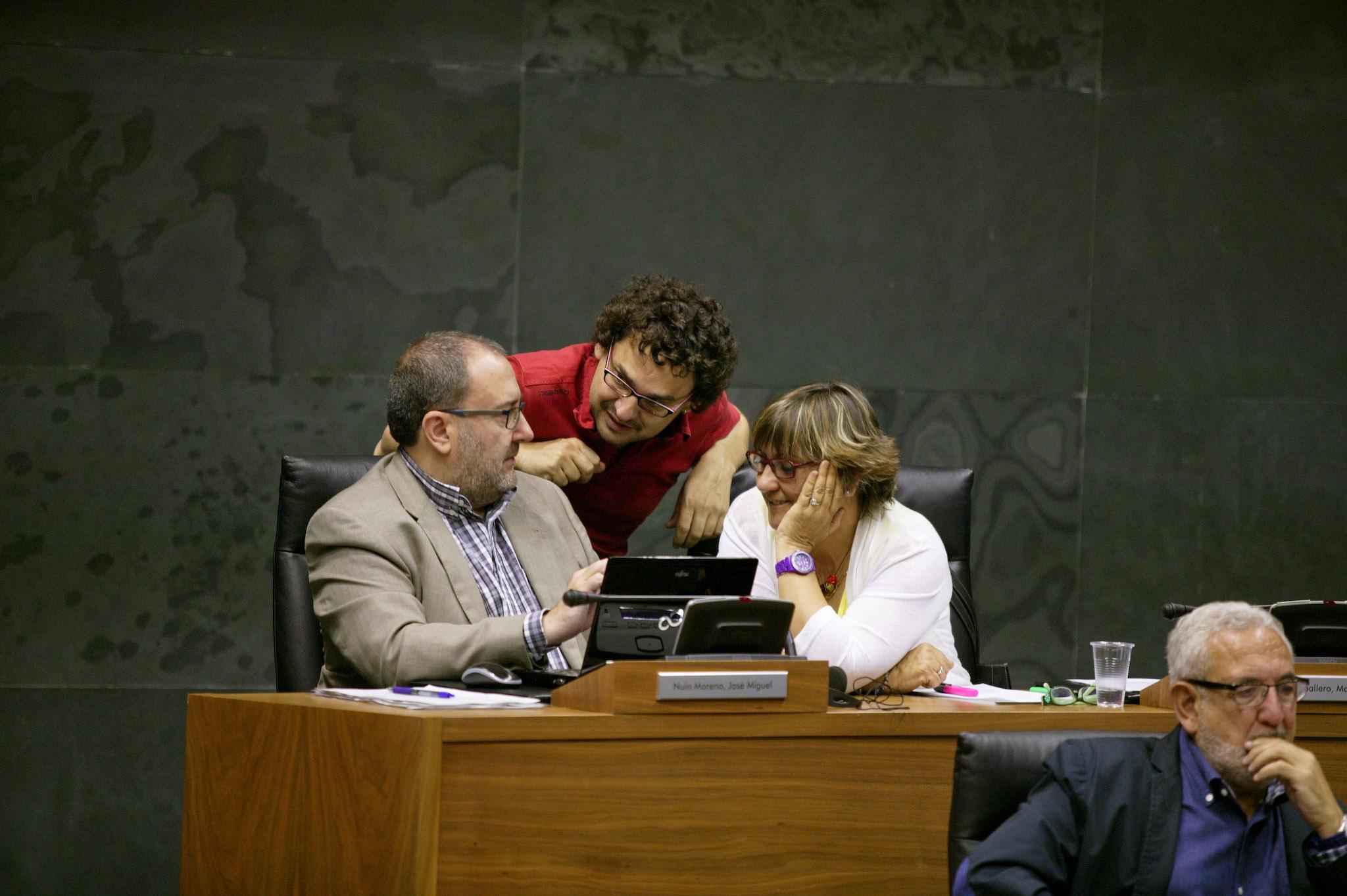 I-E presentará una propuesta para reforzar el autogobierno de Navarra