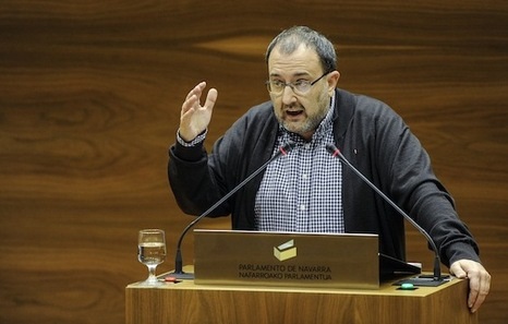 Pleno Autogobierno: intervención de Jose Miguel Nuin