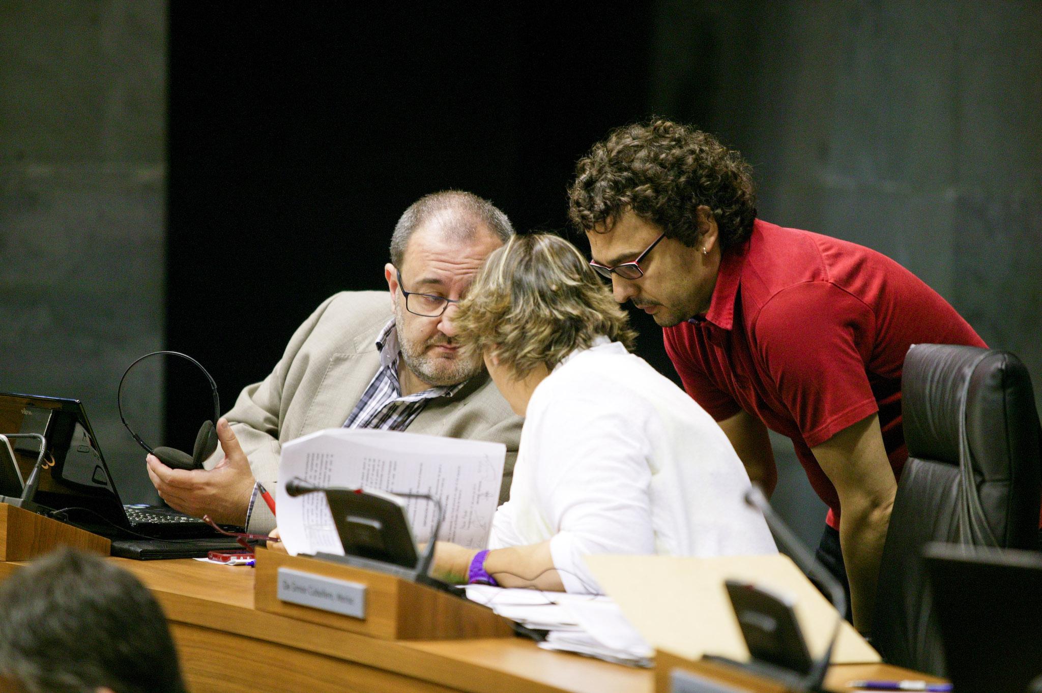 Propuestas parlamentarias para lo que queda de legislatura