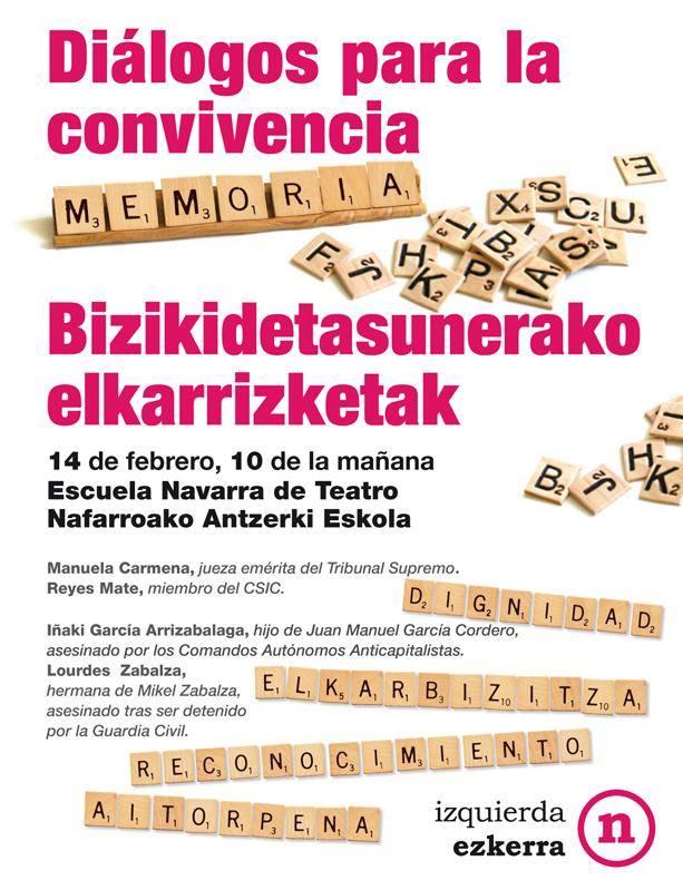 """I-E organiza los """"Diálogos para la convivencia"""""""