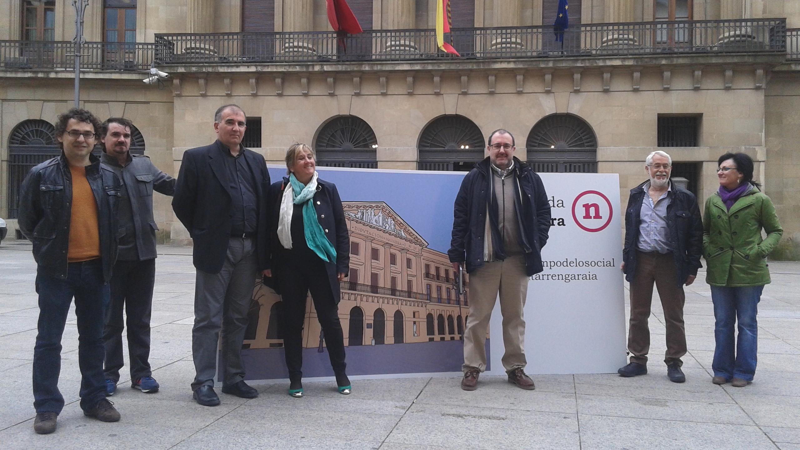 12 prioridades para el cambio de izquierdas en Navarra