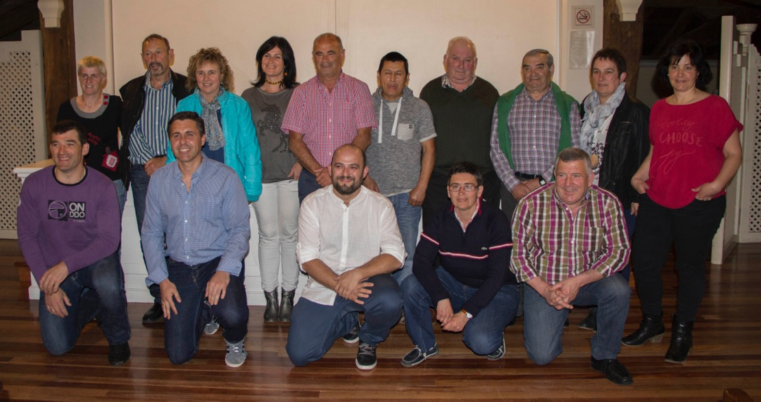 Presentación de la candidatura de Baztango Ezkerra