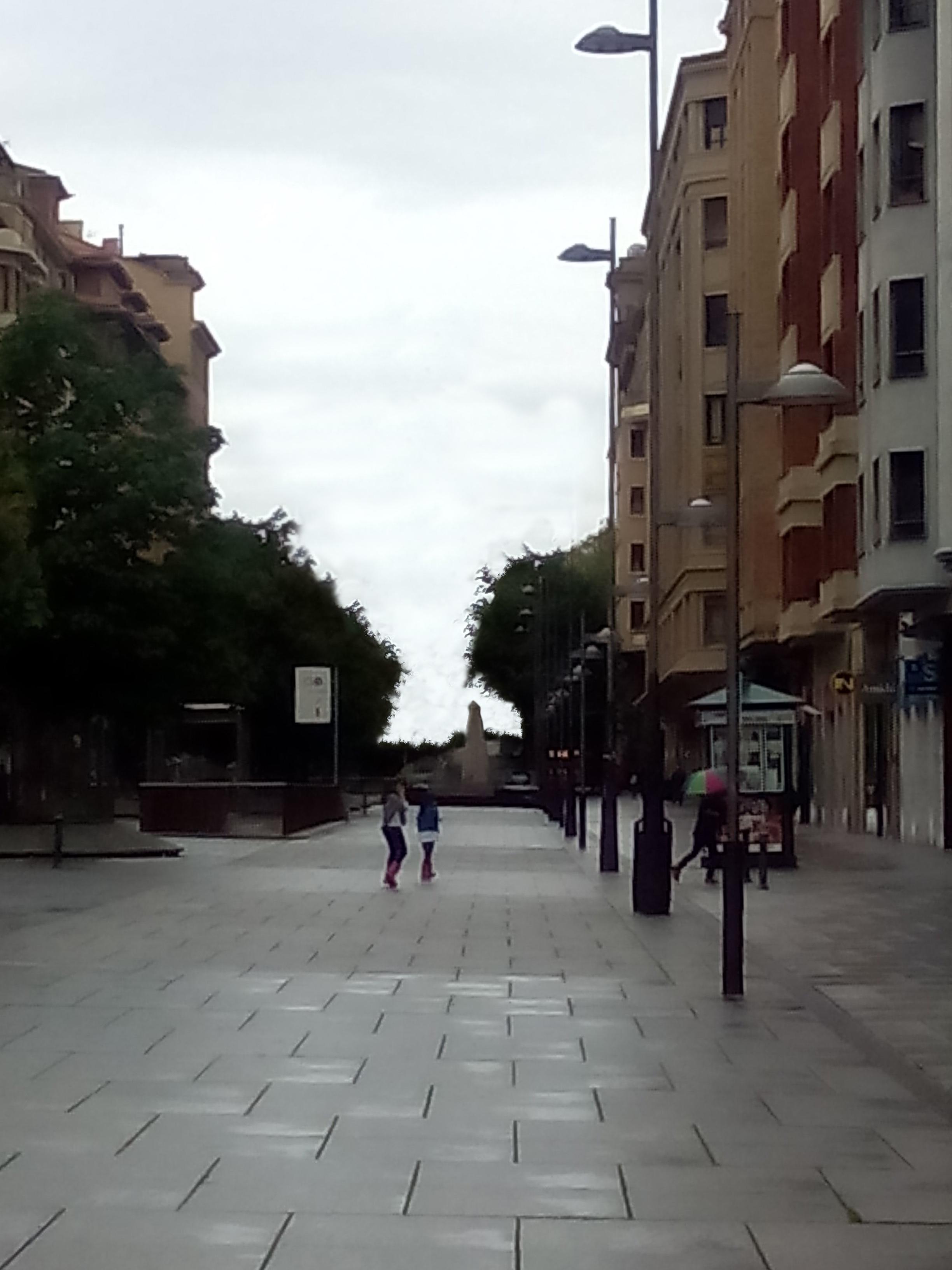 Izquierda-Ezkerra propone la demolición del monumento a los caídos