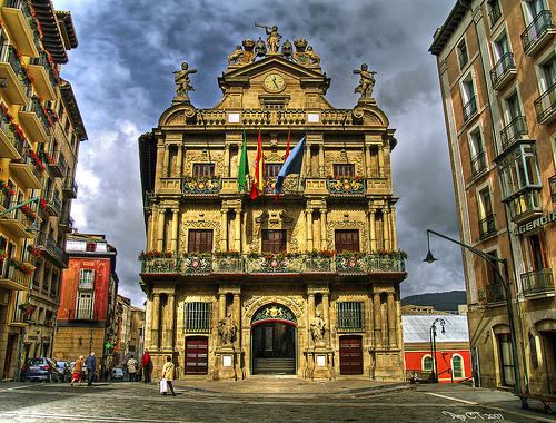 Acuerdo programático del cambio en Pamplona