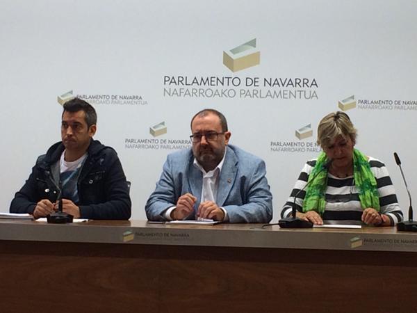 """Izquierda-Ezkerra no permitirá """"ni un paso atrás"""" en el acuerdo programático de Gobierno"""