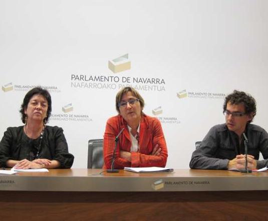 Izquierda-Ezkerra insta a Iribas a que paralice los recortes de plantilla previstos en la enseñanza pública