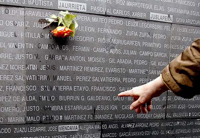 IZQUIERDA-EZKERRA PLANTEA QUE SE ABRAN LOS ARCHIVOS DE LA GUARDIA CVIL DE LA ÉPOCA FRANQUISTA