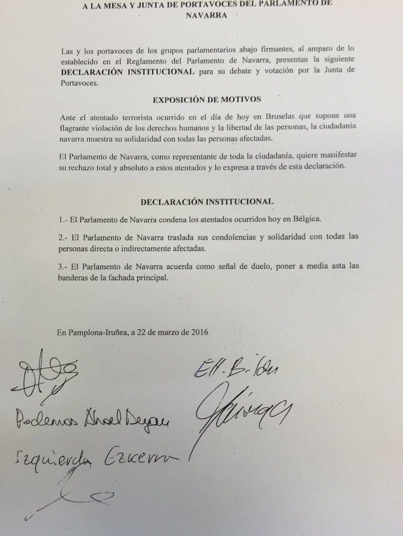 IZQUIERDA-EZKERRA reitera su condena enérgica y rotundamente los últimos atentados en Bruselas.