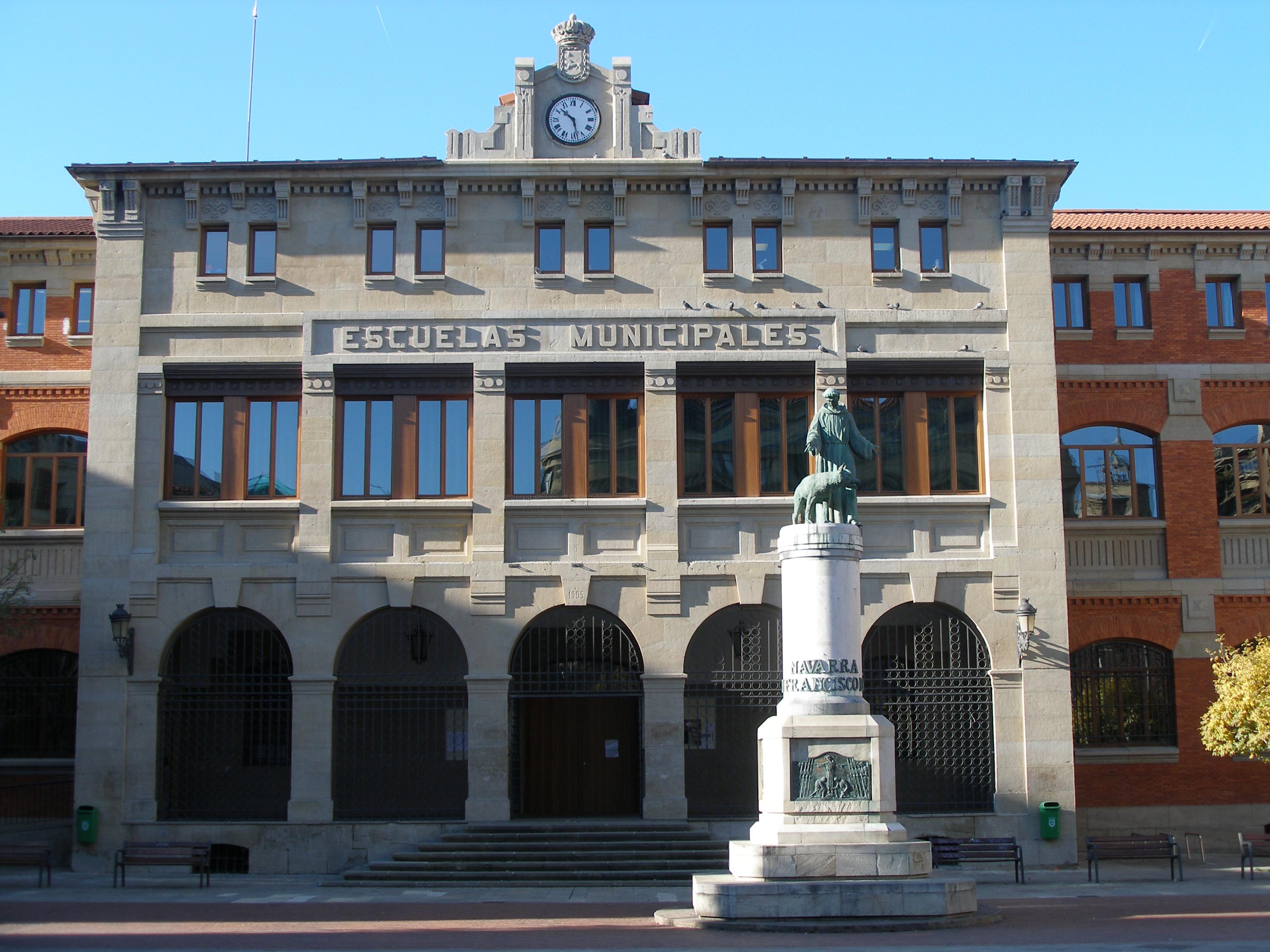 Asuntos de interés de esa semana de IE en el Parlamento de Navarra