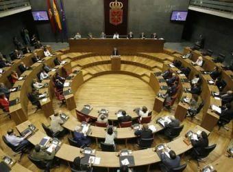 Izquierda-Ezkerra pide un pleno urgente en el Parlamento para aprobar medidas de choque contra el paro y la crisis económica