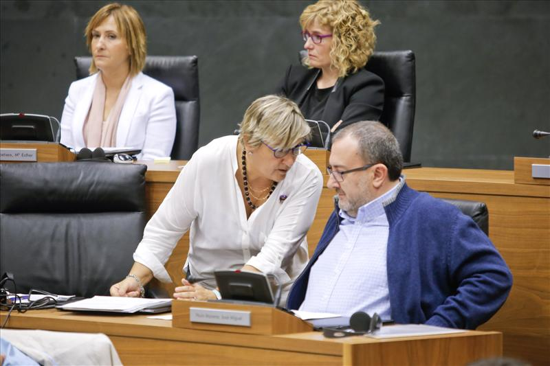 Resumen actividad parlamentaria