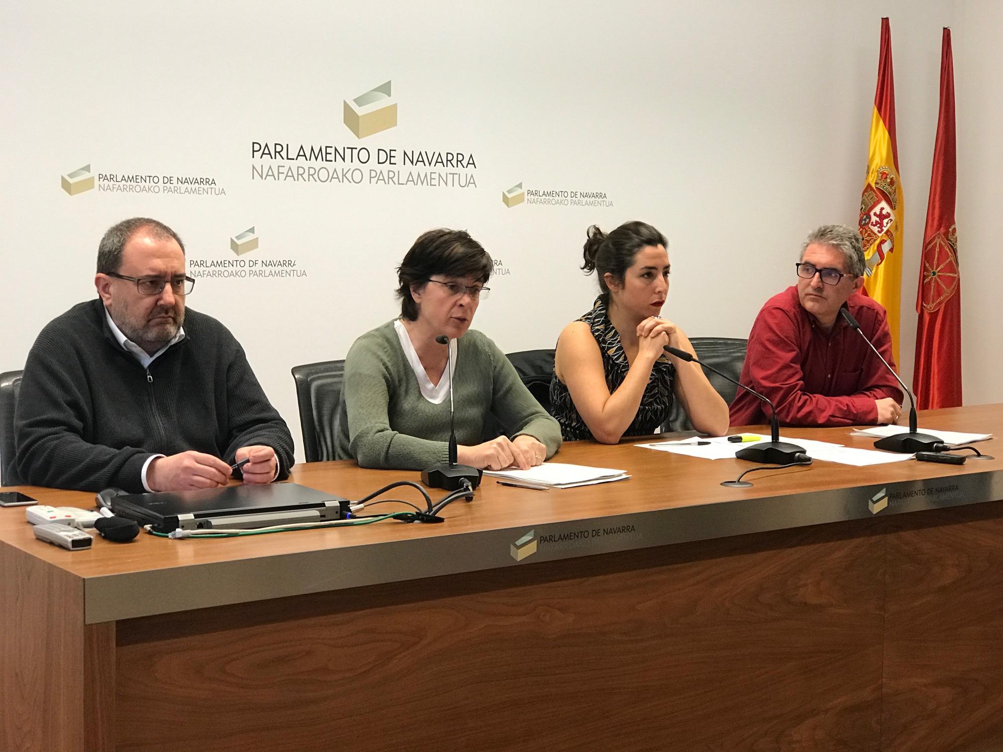 Izquierda Ezkerra, junto a Podemos y Aranzadi piden evitar el pelotazo Urbanístico.