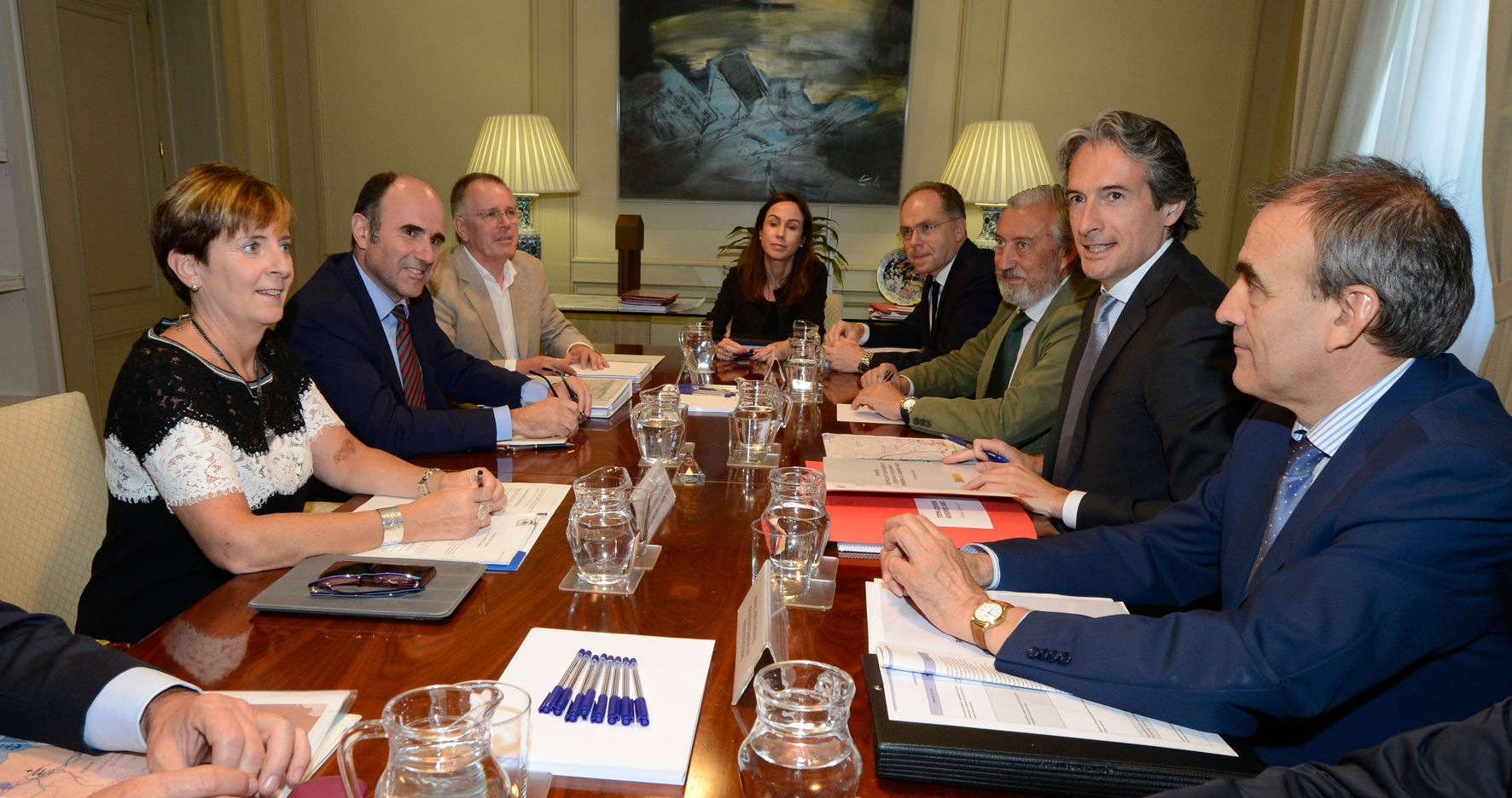 Izquierda-Ezkerra considera que el Convenio sobre el TAV que va a presentar el Gobierno de Navarra al Gobierno Central es más de lo mismo