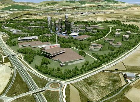 Izquierda-Ezkerra critica la injustificada construcción de una Ciudad de la Seguridad en plena crisis
