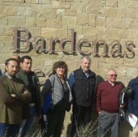 Izquierda-Ezkerra cuestiona los gastos protocolarios y viajes realizados en la Comunidad de Bardenas