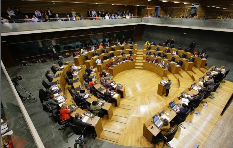 Boletín Informativo semanal actividad parlamentaria