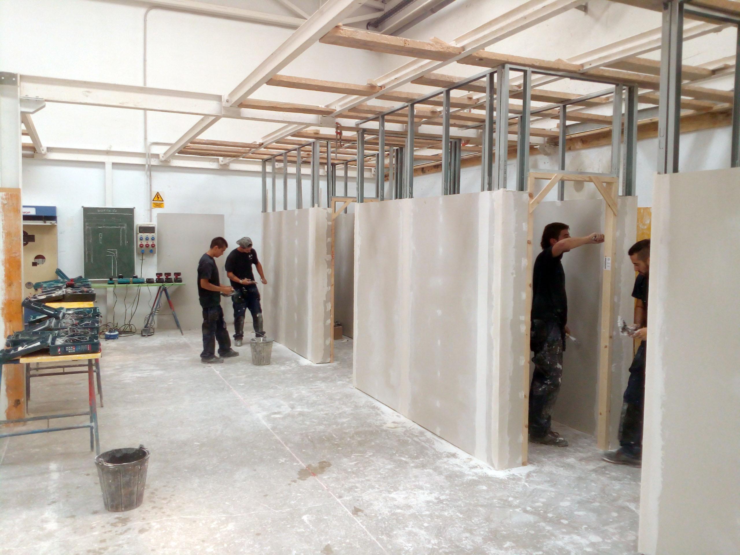 Abierta la inscripción para las 20 plazas del Programa Integrado de montaje de prefabricados